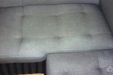 Химчистка покрытия дивана на ул. Зарубина, 14.10.2020