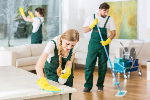 Что входит в генеральную уборку квартиры?