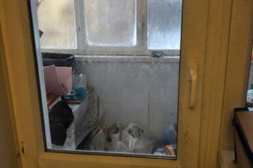 Генеральная уборка на ул. Котовского в Йошкар-Оле, 01.02.2021