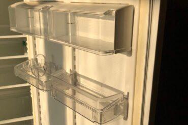 Отмыли холодильник, заказчик Марина, 01.04.21