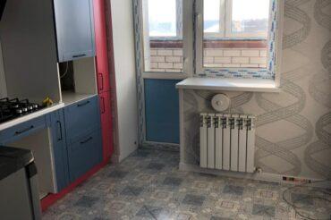 Генеральная уборка в квартире для Сергея (2 клинера)